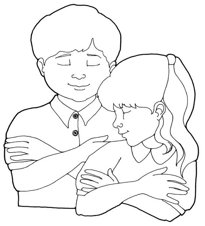 670x741 Child Praying Coloring Page Lds Lds Boy Praying Coloring Page