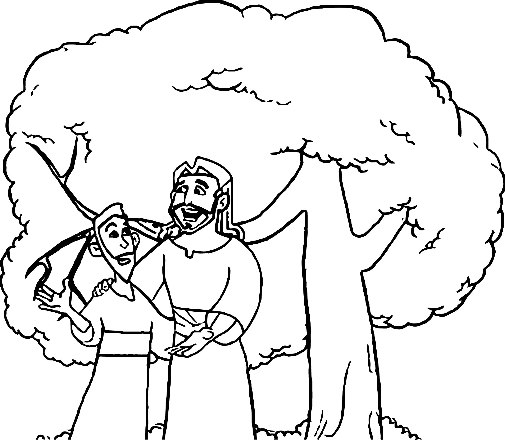 People Talking Coloring Pages