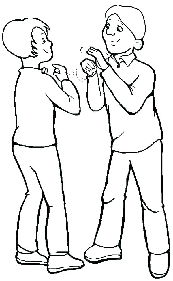 600x973 People Coloring Page People Coloring Page Coloring Pages Coloring