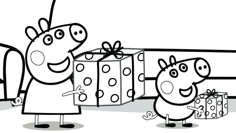 948x533 Peppa Pig Colouring Pages Pdf Pig Coloring Pages Pat Online Nick
