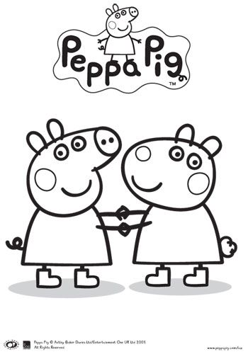 350x500 Peppa Pig And Friends