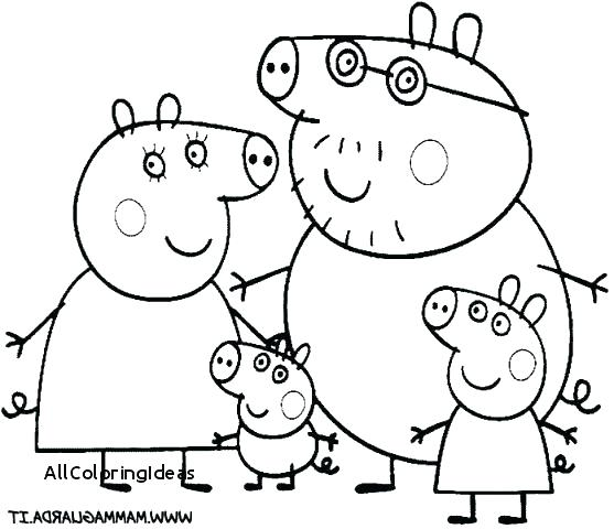 557x480 Peppa Pig Printable Coloring Page Kids Coloring Full Pig Coloring