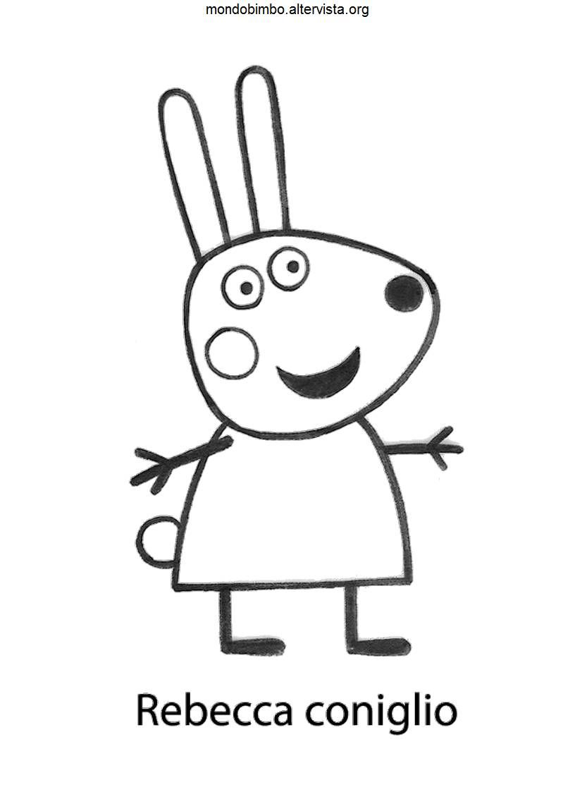816x1123 Friends Peppa Pig Birthday Coloring Pages Peppa