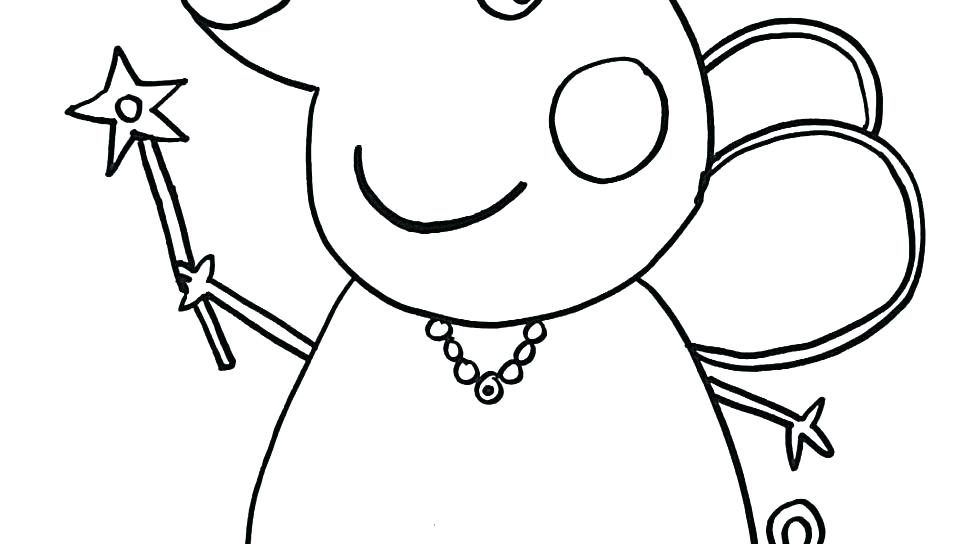 image regarding Pig Printable referred to as Peppa Pig Printable Coloring Internet pages at  No cost