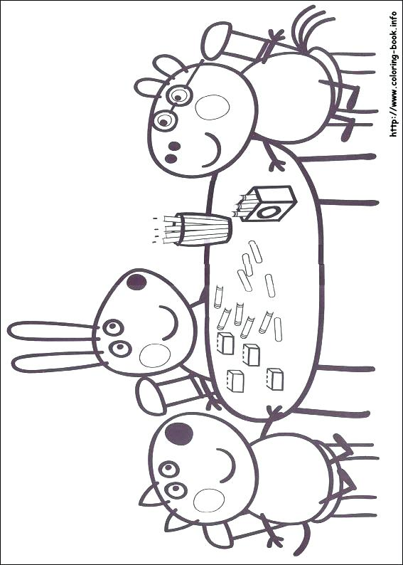 567x794 Three Little Pigs Printables Pig Printable Coloring Pages Pig