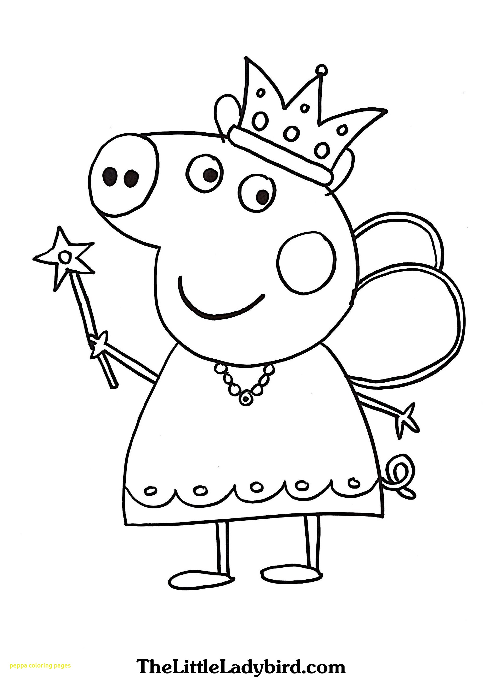 2018x2838 Peppa Coloring Pages With Peppa Pig Coloring Page Printable