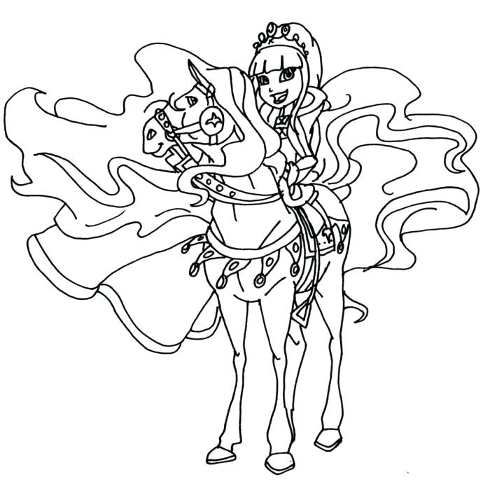 700x691 Horseland Coloring Pages Horse Coloring Pages Horseland Coloring