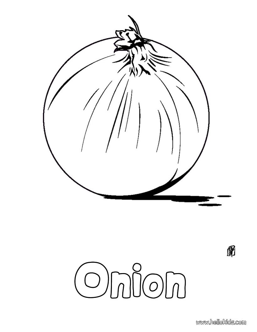 820x1060 Pepper Coloring Pages