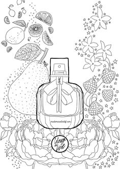 236x333 Coloriage Chanel Adult Coloring, Coloring Books And Doodles