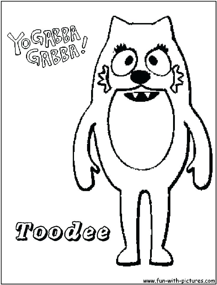 736x966 Blues Clues Coloring S Gets Blues Clues Periwinkle Coloring Pages