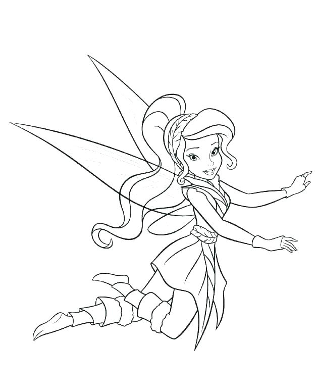 624x776 Free Fairy Coloring Pages Periwinkle Coloring Pages Excellent Free