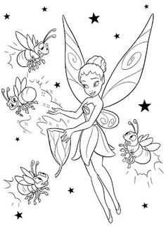 236x322 Periwinkle And Tinkerbell Coloring Pages Free Printable Secret