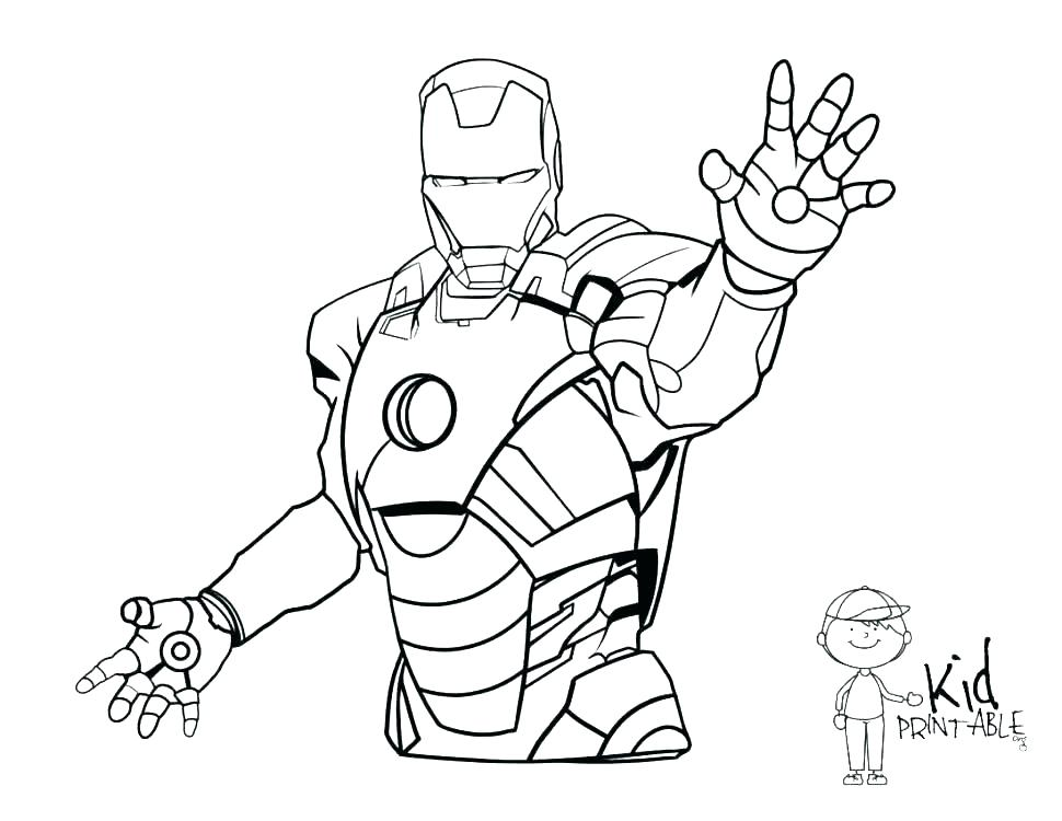 970x750 Iron Man Coloring Pages Online Iron Man Coloring Pages Online Iron