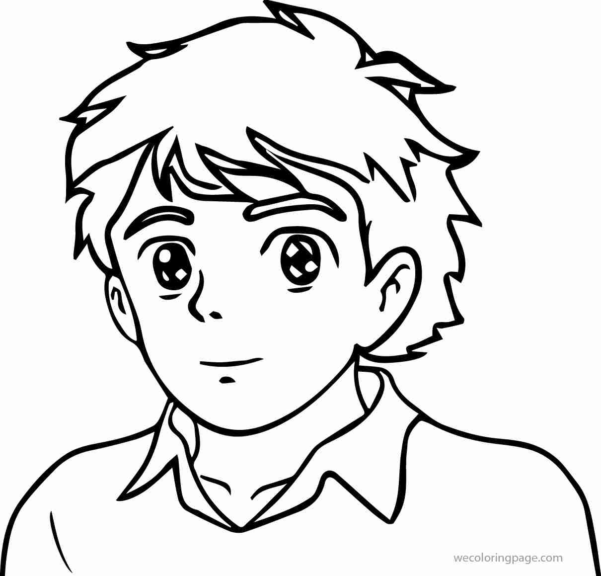 Person Coloring Page At Getdrawings Free Download