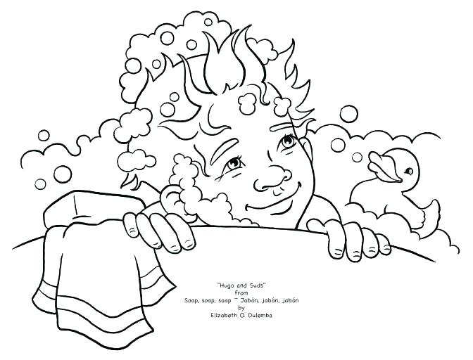 672x512 Hygiene Coloring Pages Kindergarten Dental Health Coloring Pages