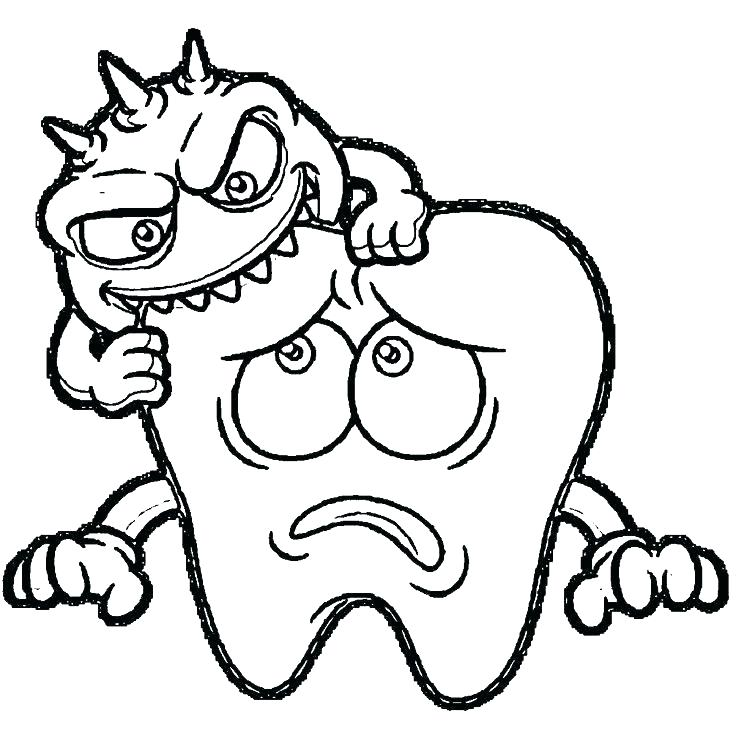 736x736 Hygiene Coloring Pages Tooth Coloring Pages Hygiene Coloring Pages