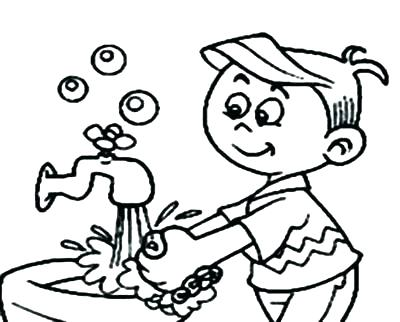 400x322 Dental Hygiene Coloring Pages Color Book Lost Tooth Coloring Page