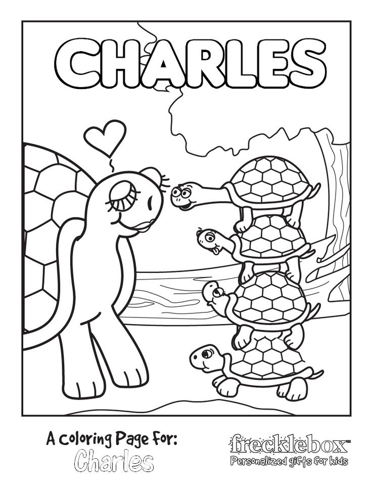 736x952 Personalized Coloring Pages