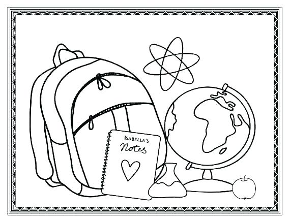570x435 Personalized Coloring Pages Free Custom Coloring Pages Custom