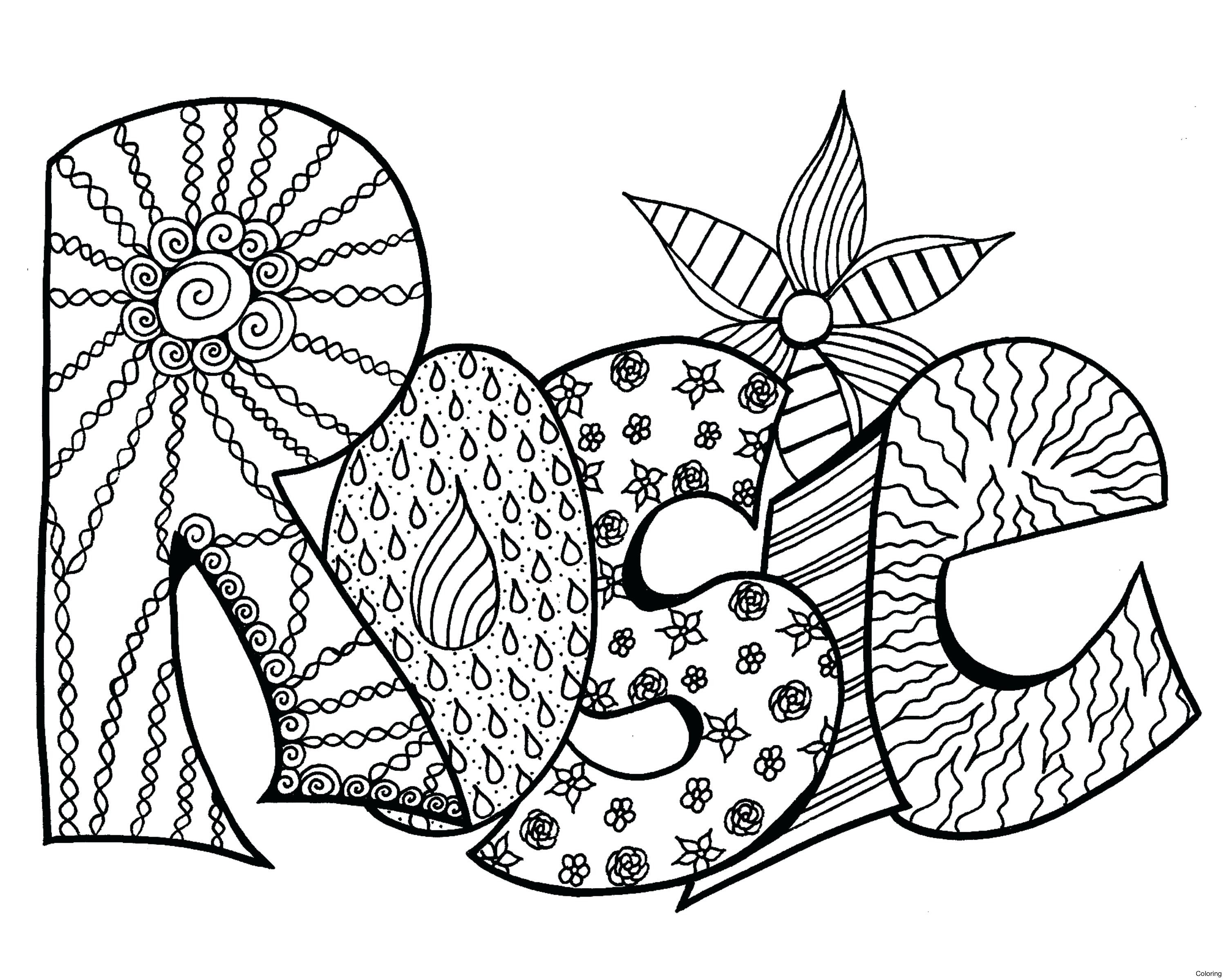 3000x2400 Personalized Coloring Pages Lovely Custom Name
