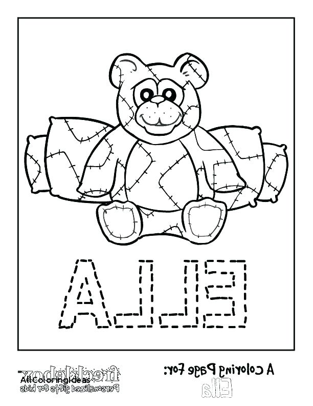612x792 Custom Coloring Pages