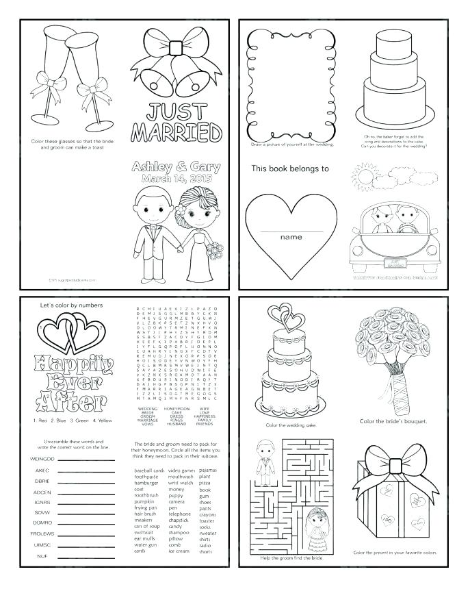 687x860 Outstanding Wedding Coloring Pages Outstanding Wedding Coloring