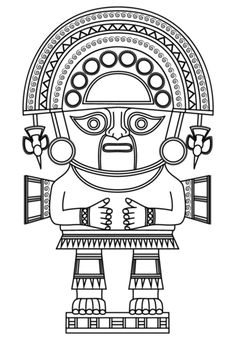 236x340 Inca Colouring Pages The Joy Of Teaching Social Studies