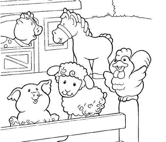 538x459 Draw Cute Baby Animals Coloring Pages Coloring Page For Kids Free