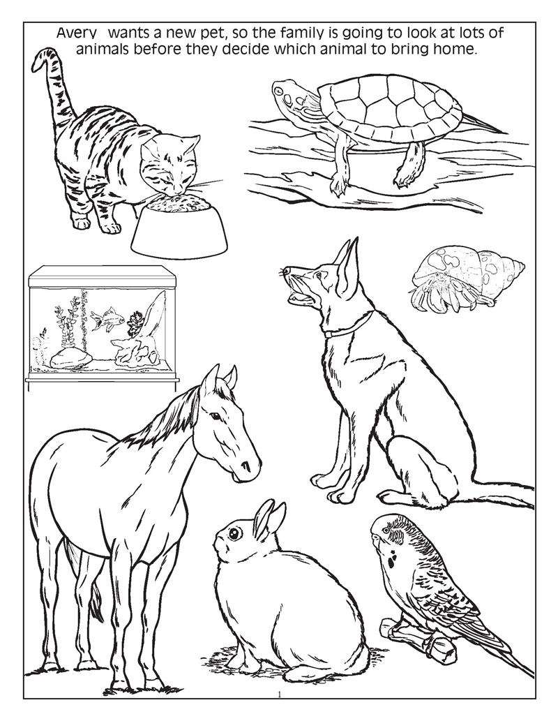 800x1033 Dog And Cat Coloring Pages