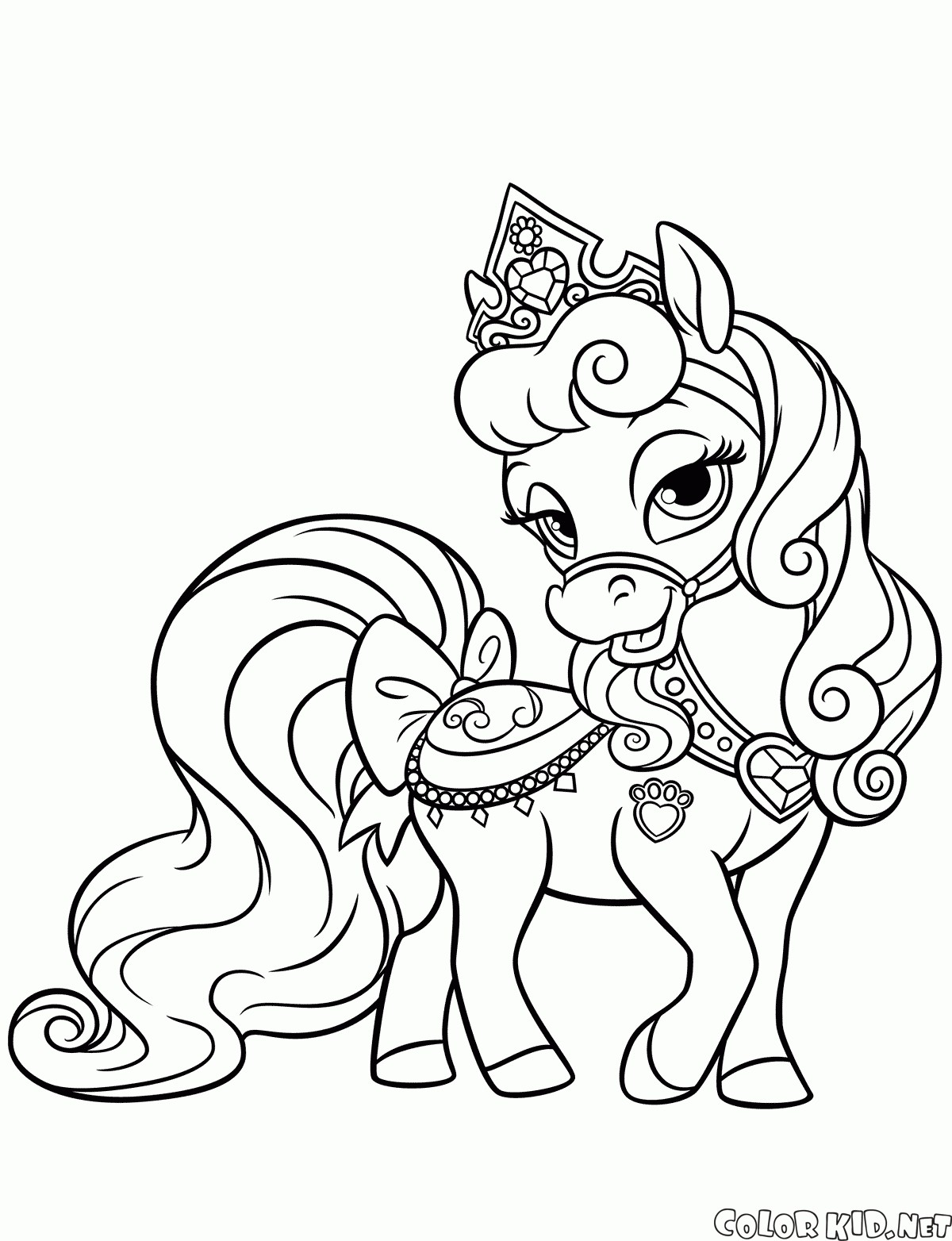 1200x1564 Unique Palace Pets Coloring Pages