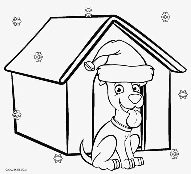 620x566 Printable Dog Coloring Pages For Kids
