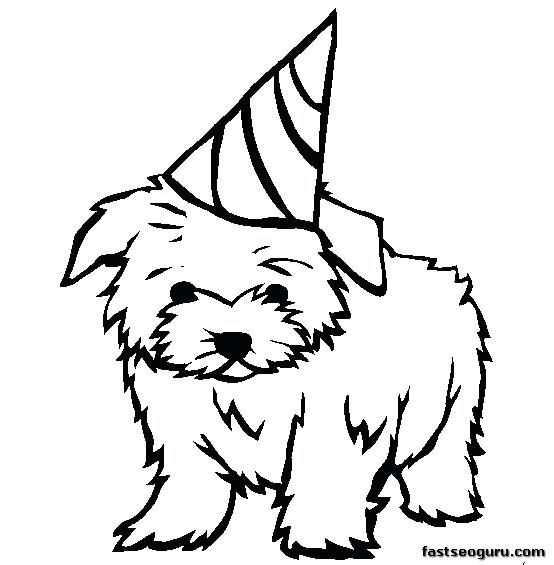 554x565 Baby Dog Coloring Pages Printable Coloring Pages Dogs Baby Dog