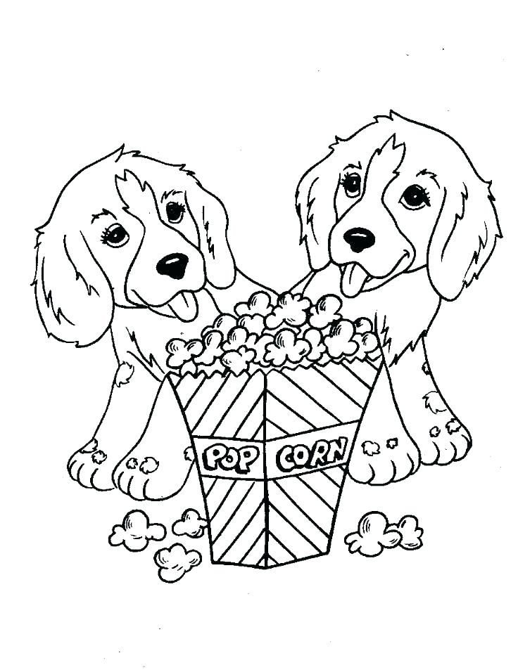 736x956 Puppies Coloring Pages Kittens Coloring Pages Baby Puppy Pets