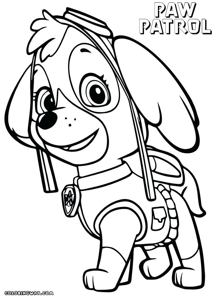 720x1000 Paw Patrol Free Coloring Pages Printable Paw Patrol Coloring Pages