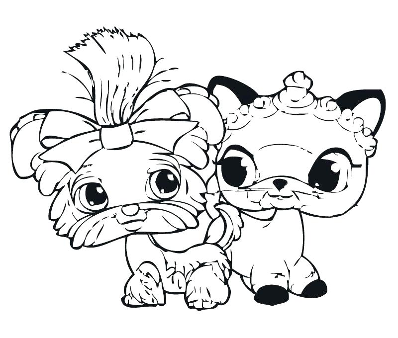800x680 Lps Coloring Pages Coloring Book Packed With Littlest Pet Shop