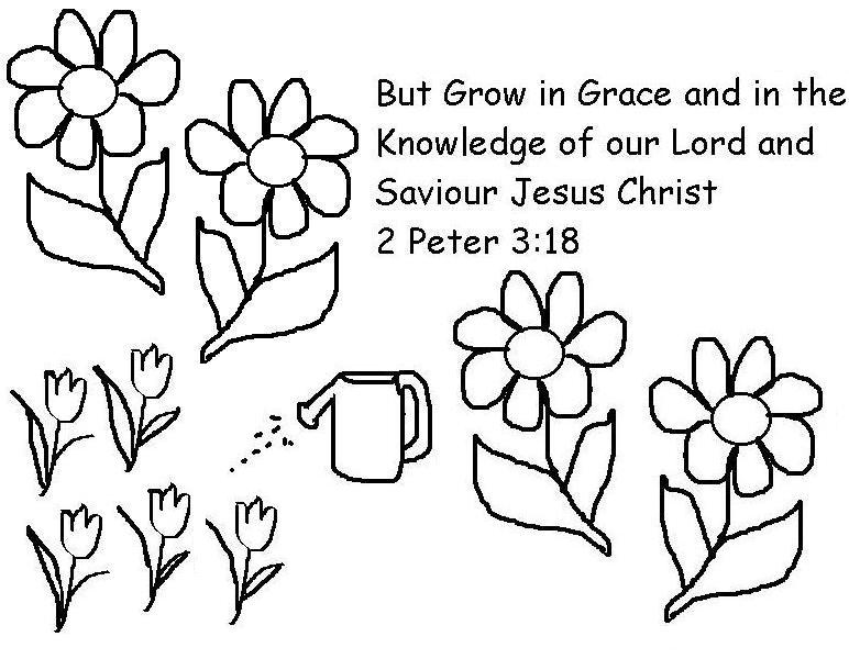 Peter Coloring Page