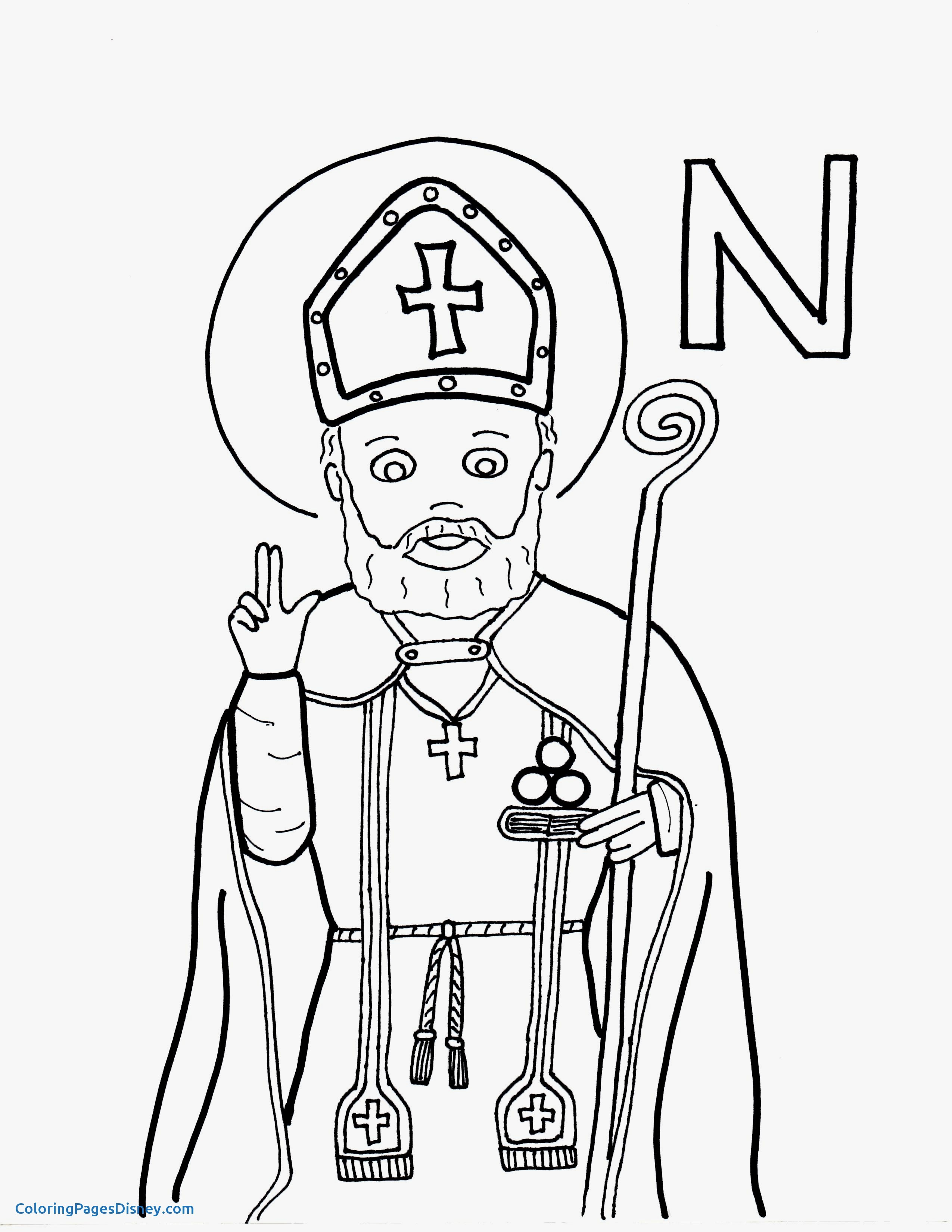 2550x3300 Saint Peter Coloring Pages Fresh Saint Pope Leo The Great Coloring