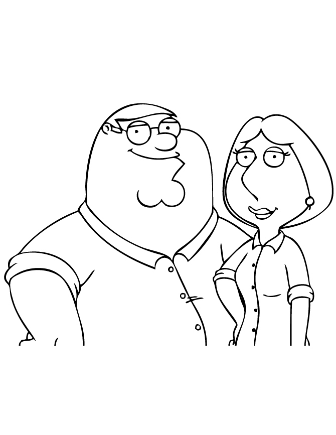 670x867 Family Guy Coloring Pages Unique Gangster Stewie Griffin Coloring