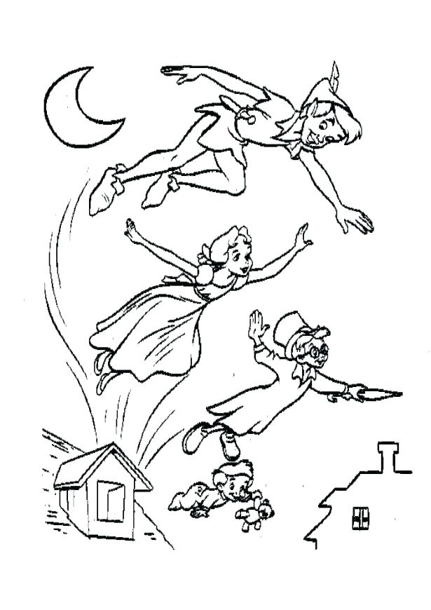 615x870 Tinkerbell Coloring Coloring Pages Medium Size Of Coloring Pages