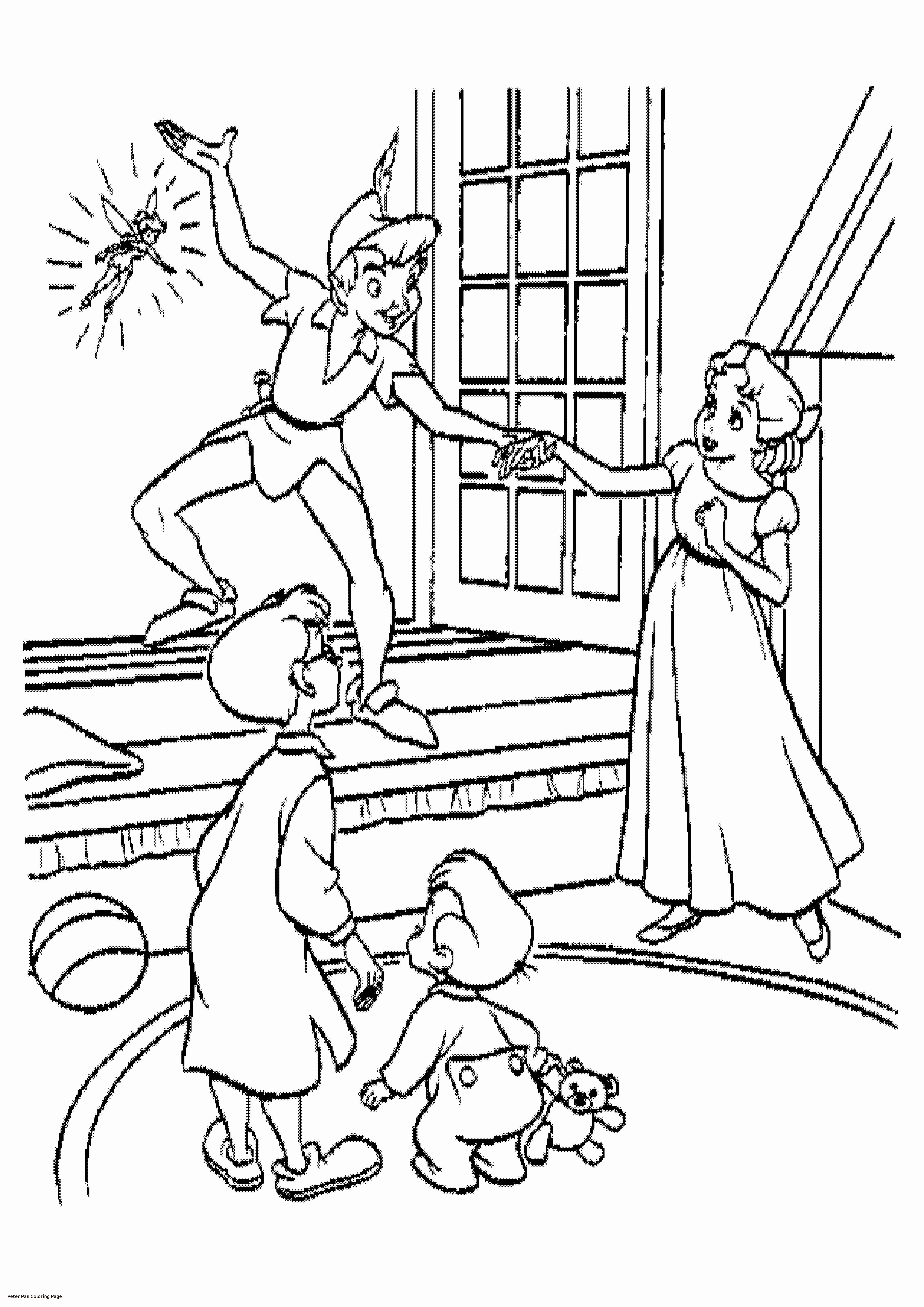 4960x7015 Peter Pan Coloring Pages Images Peter Pan Coloring Pages Free