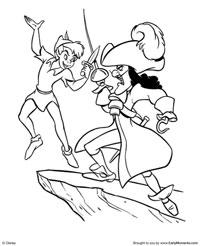 200x246 Miraculous Story Of A Tiny Boy Peter Pan Peter Pan Coloring