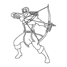 Peter Parker Coloring Pages