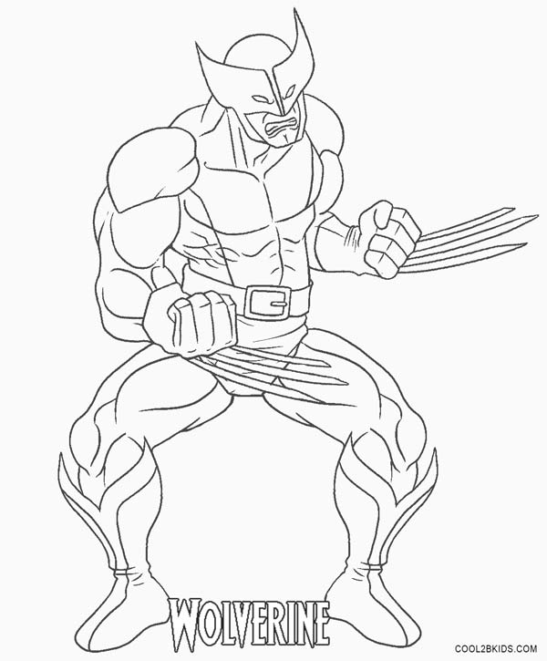 600x725 Comic Book Coloring Pages