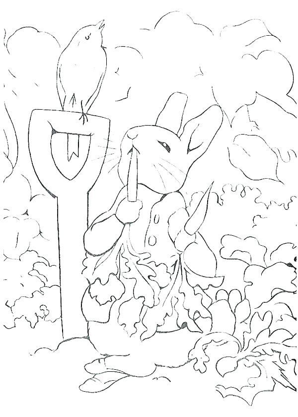600x840 Peter Rabbit Coloring Pages And Peter Rabbit Coloring Pages Peter