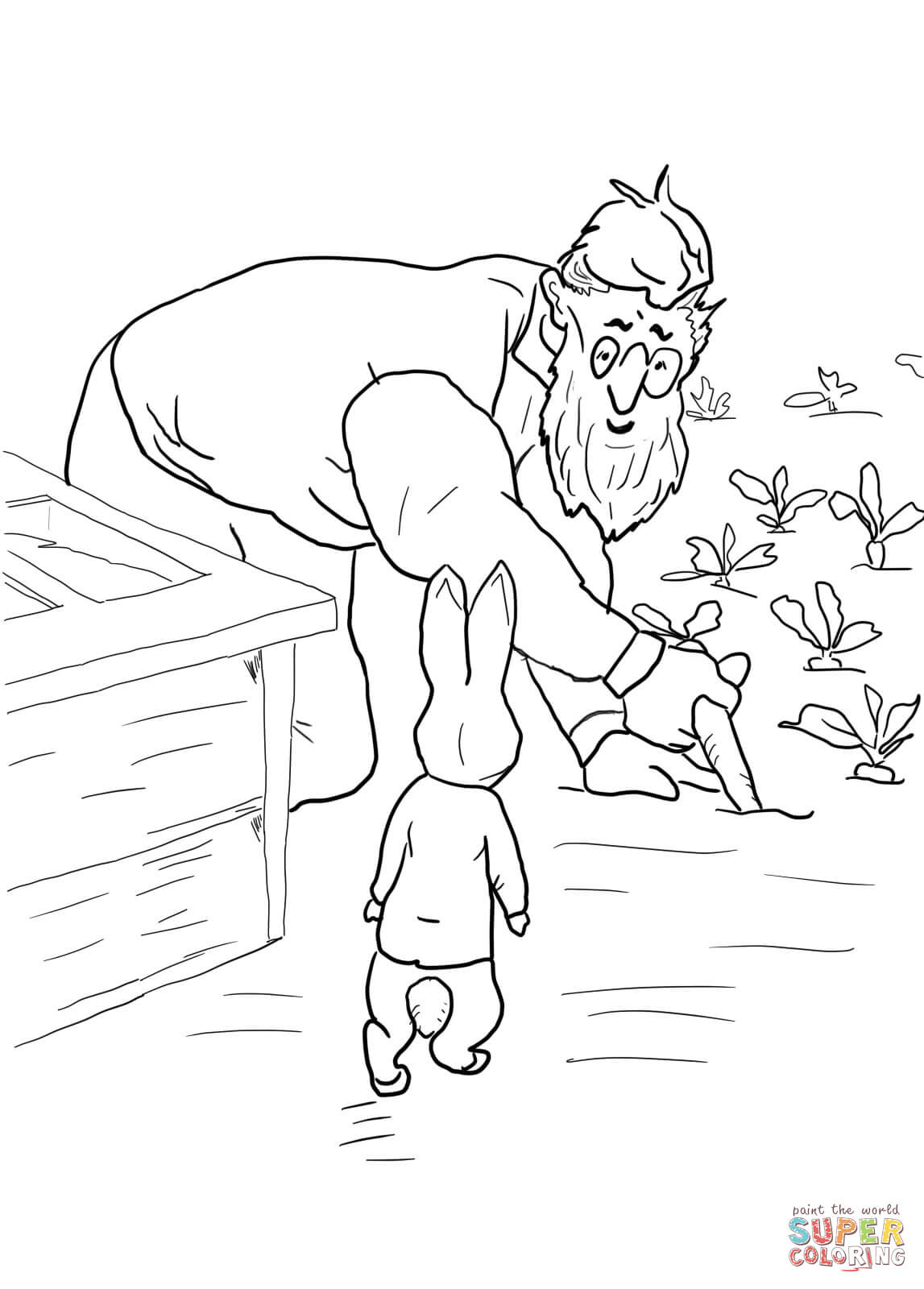 1147x1600 Peter Rabbit Coloring Pages With Wallpapers Android Peter Rabbit