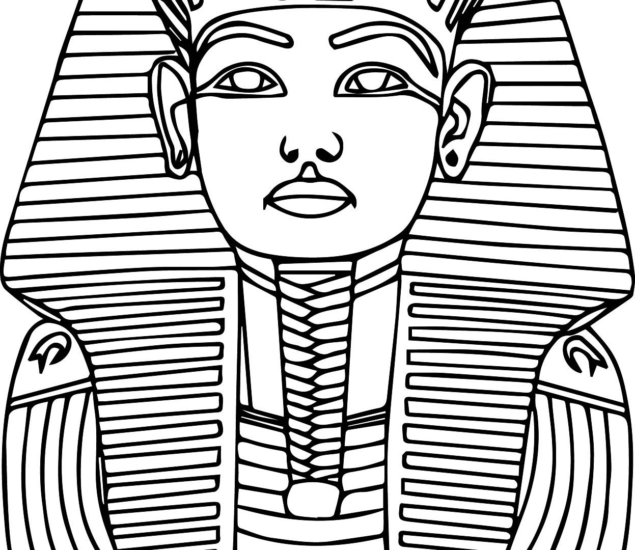 1247x1080 Gods And Goddesses Of Ancient Egypt Coloring History Egyptian Page