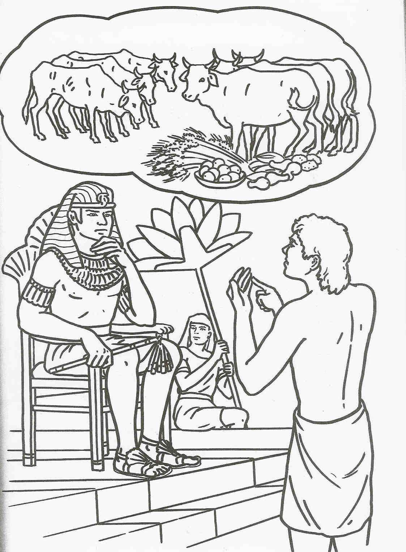 1123x1527 Joseph's Dreams Coloring Page Coloring Pages