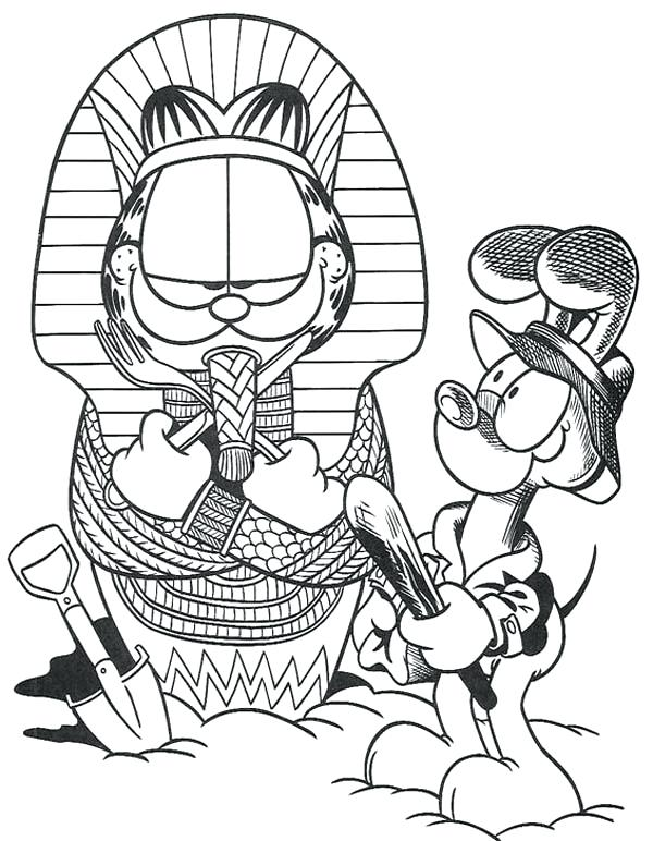 600x772 Pharaohs Dream Colouring Page Dad Coloring Pages And Pharaoh