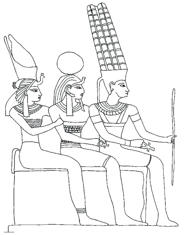 600x766 Coloring Pages Pdf Disney The Prince Of Pharaoh Relief