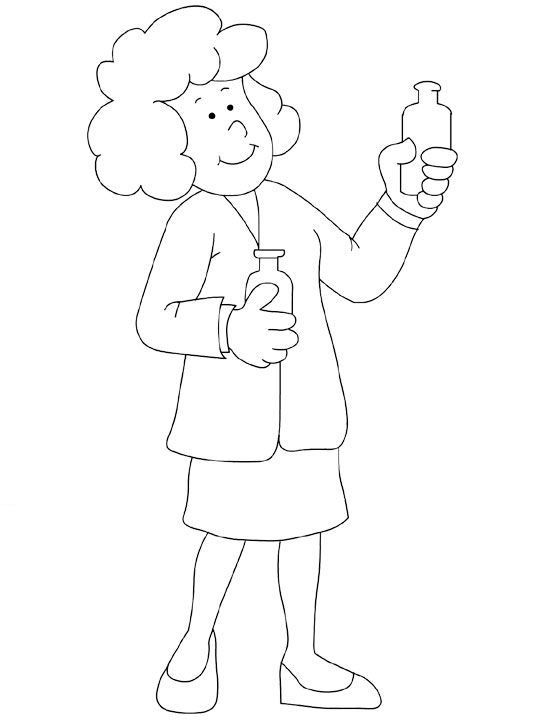 540x720 Pharmacy Coloring Pages Preschool Crafts Pharmacy